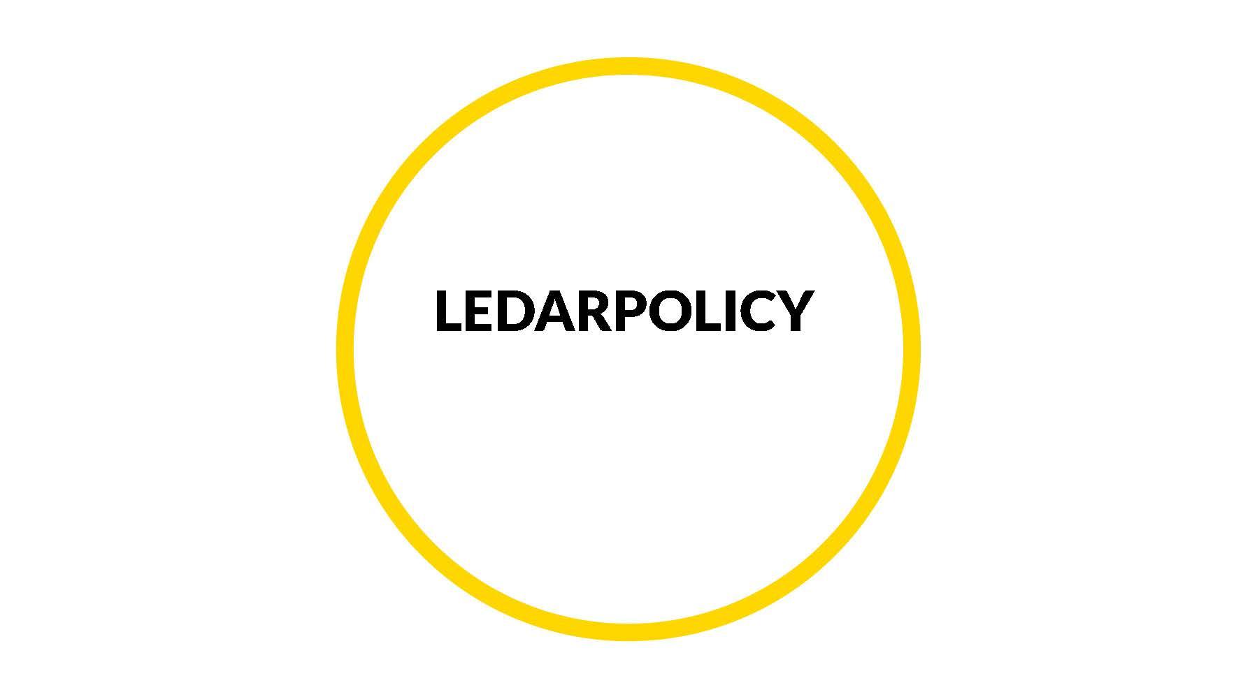 Ledarpolicy