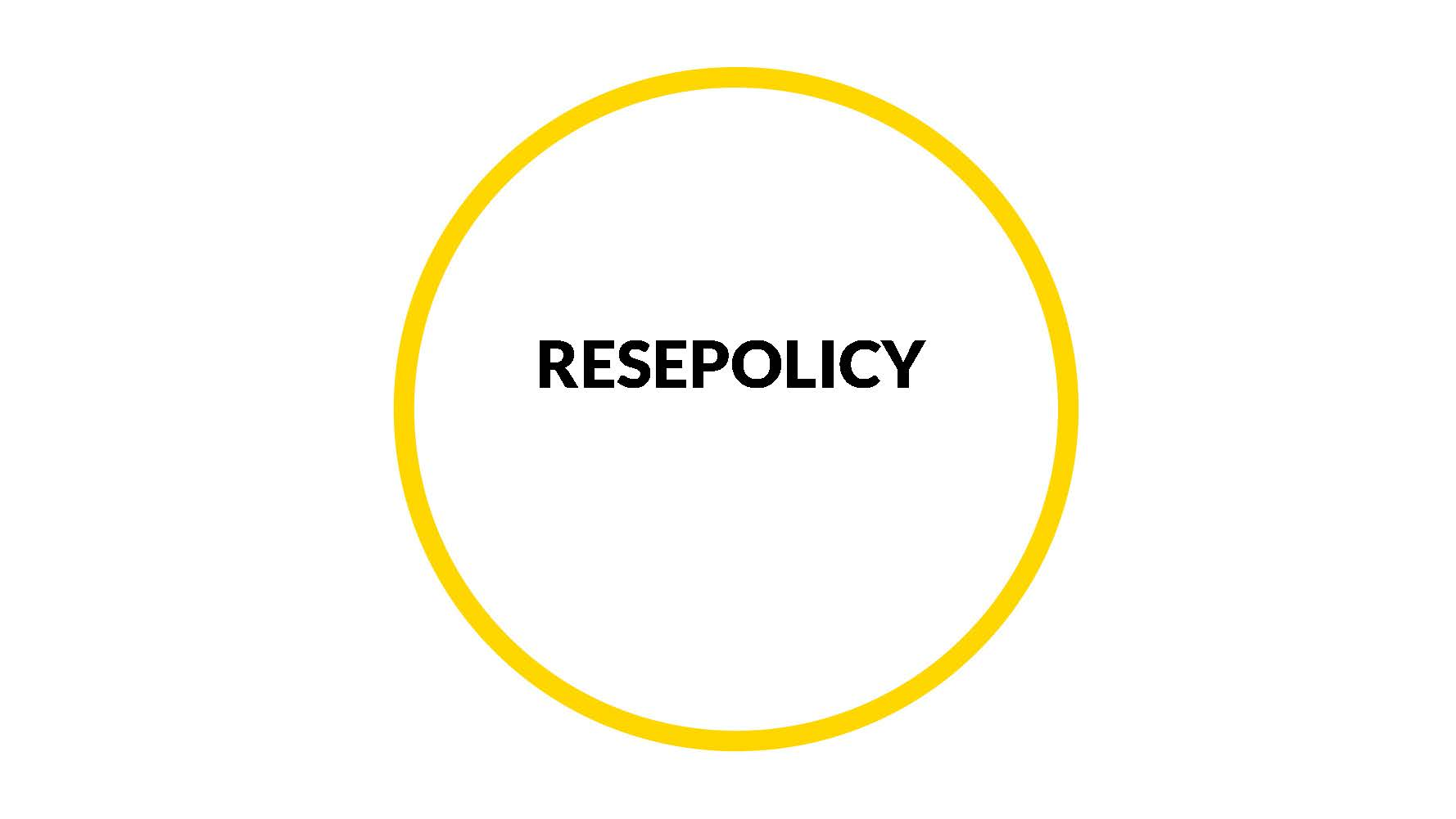Resepolicy