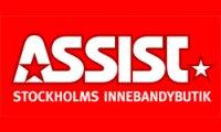 Assist Stockholms innebandybutik
