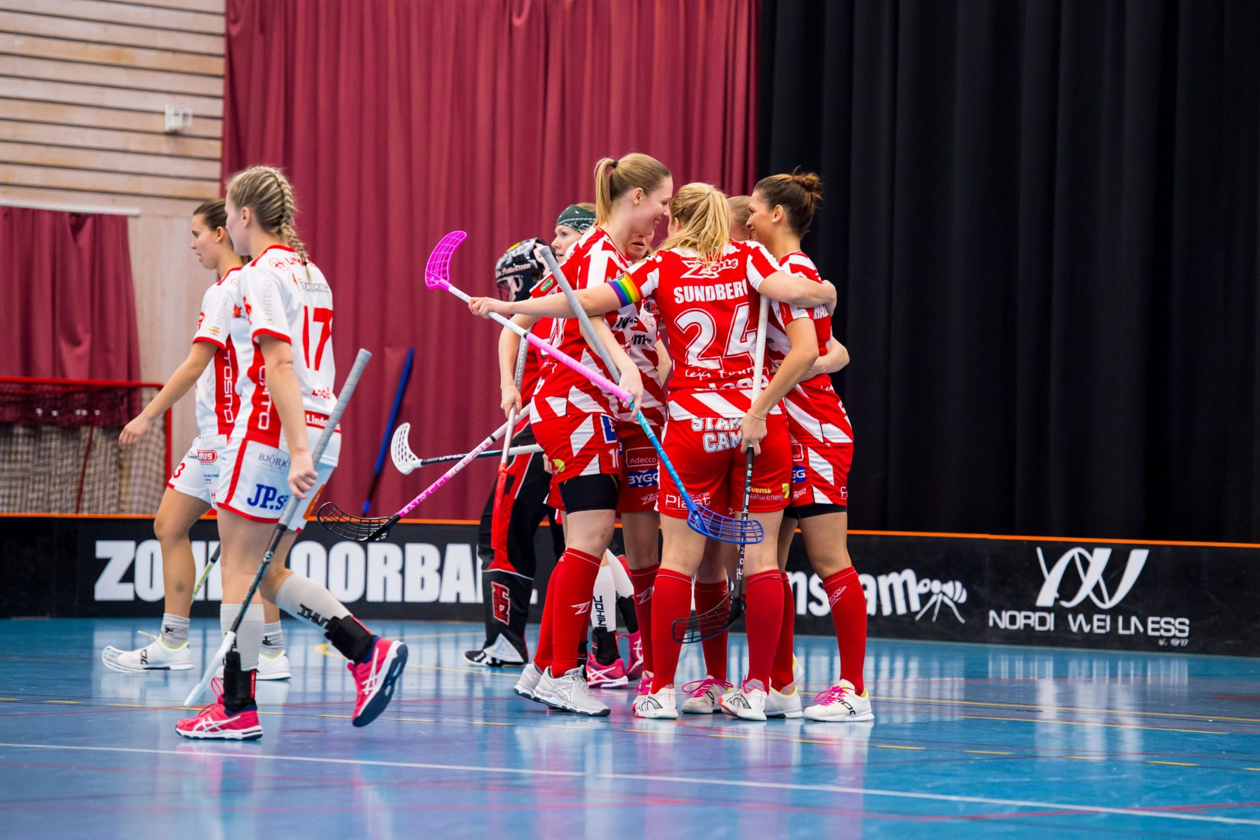 SSL dam: Pixbo vs Jönköping