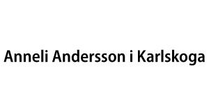 Anneli Andersson i Karlskoga