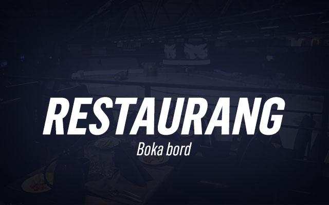 Restaurangen - boka bord