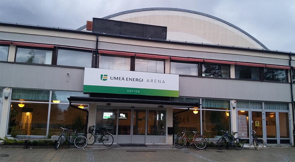 Umeå Energi Arena Vatten