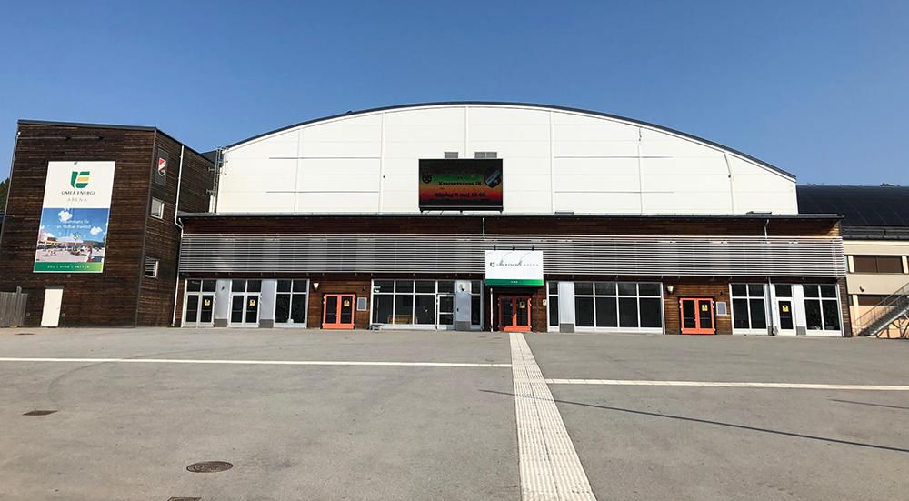 Umeå Energi Arena Vind
