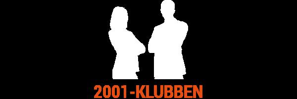 Vad med och stötta KHK genom 2001-klubben
