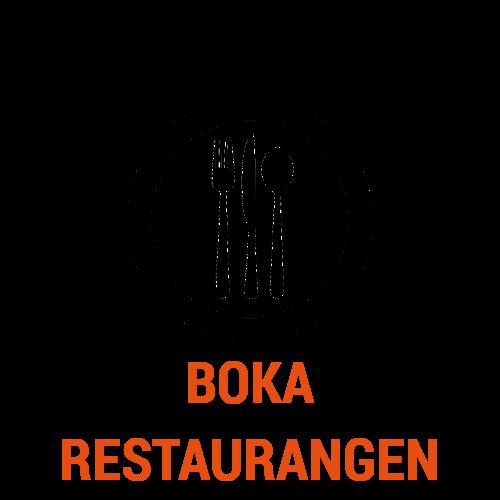 Boka bord i restaurangen