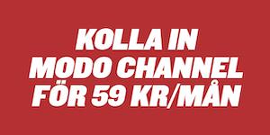 MODO Channel för medlemmar