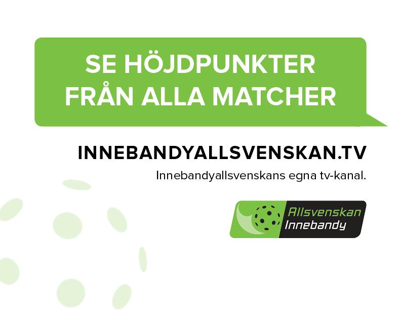 Innebandyallsvenskan.tv