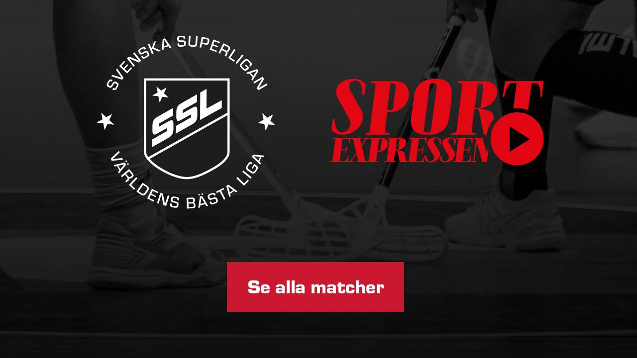 Se SSL-slutspelet på SportExpressen Play