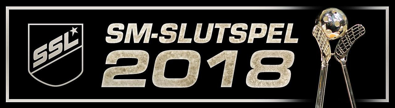 SM-slutspel 2018