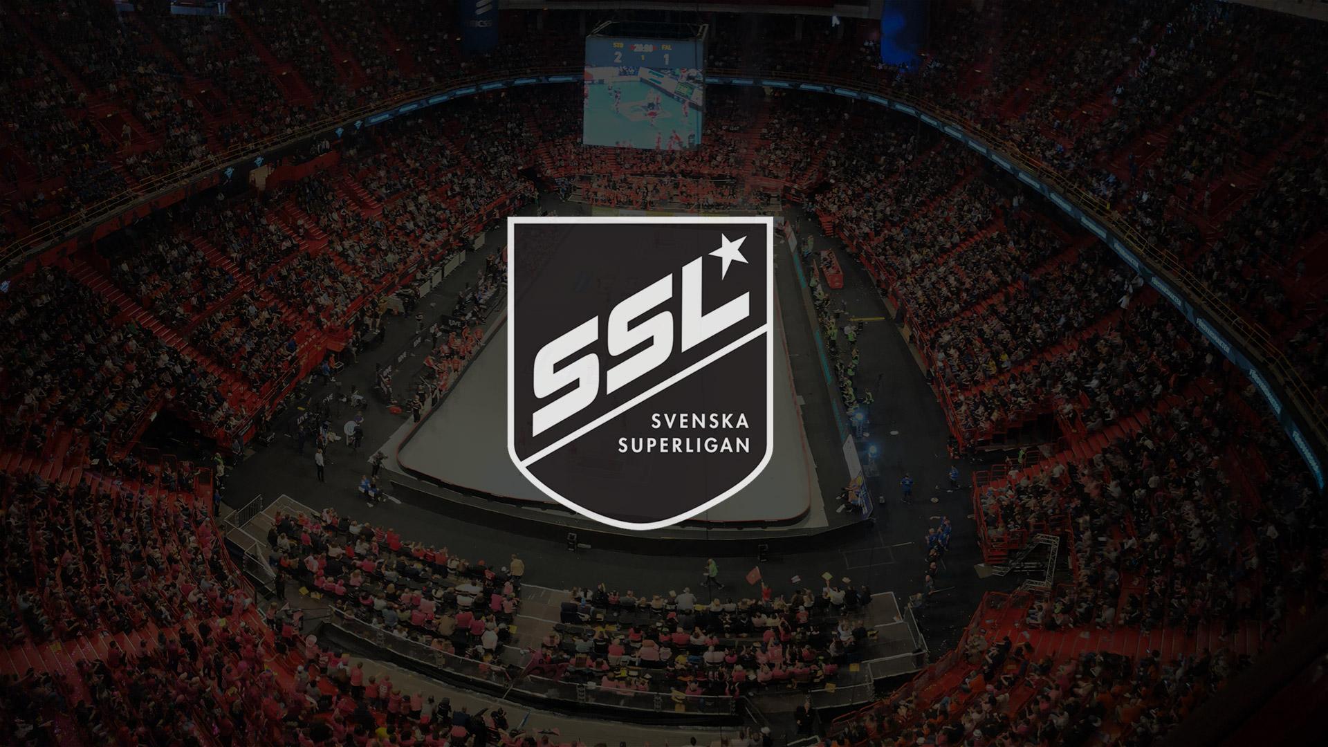 SM-finaler i Globen