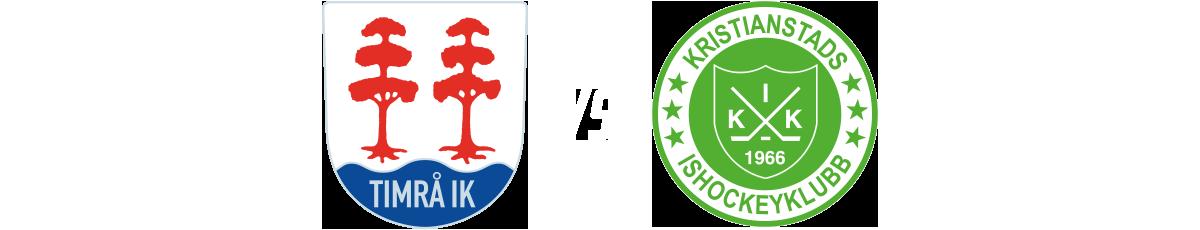 Timrå IK vs Kristianstads IK