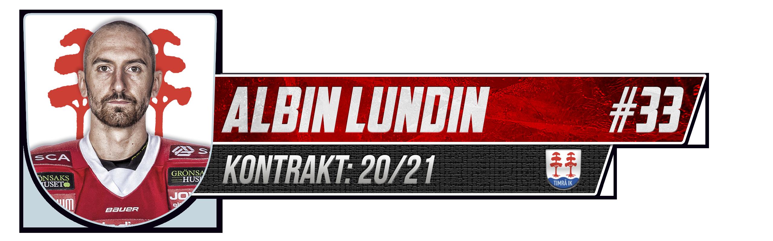 Albin Lundin