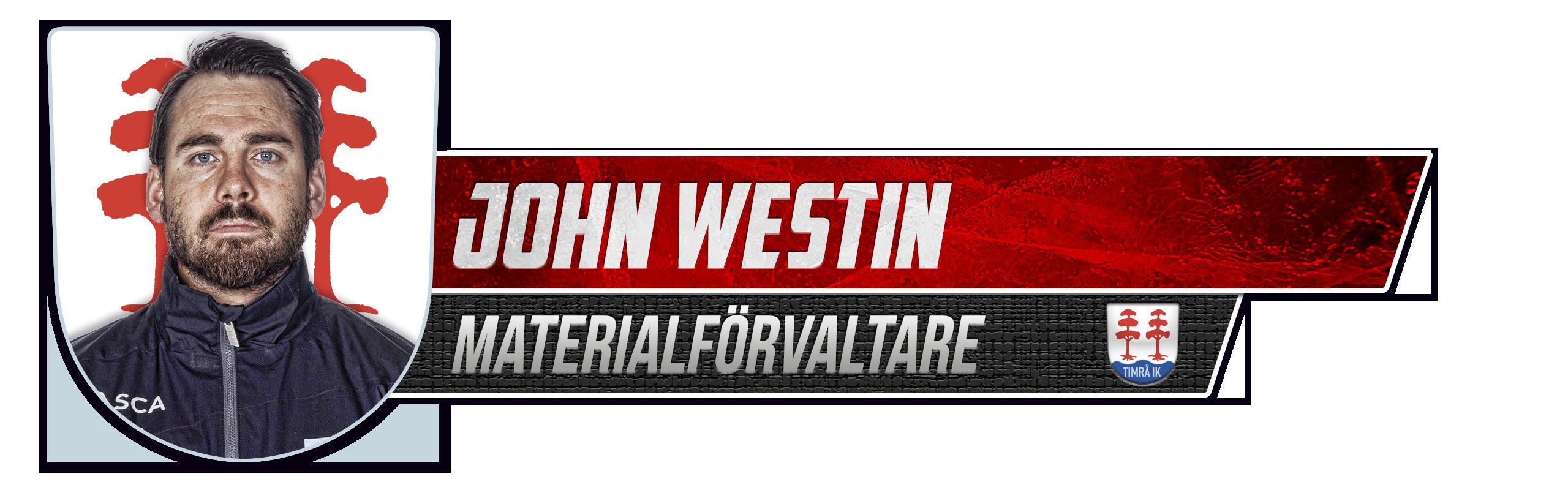 John Westin
