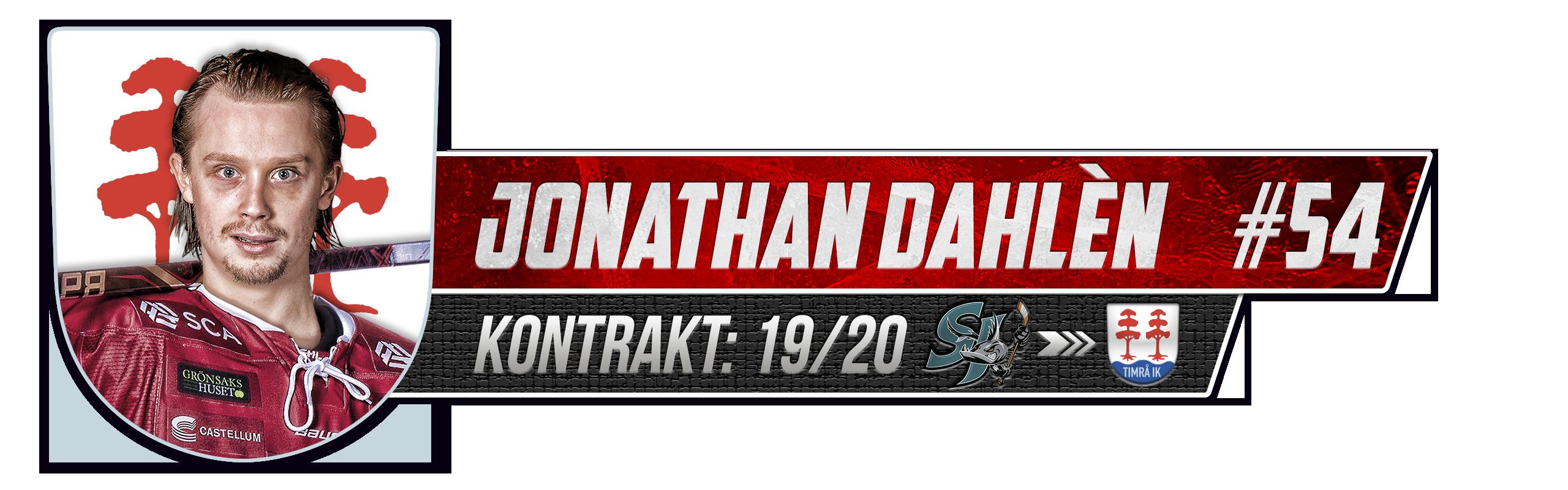 Jonathan Dahlén