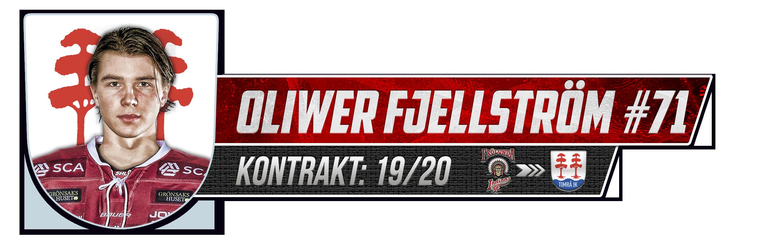 Oliwer Fjellström