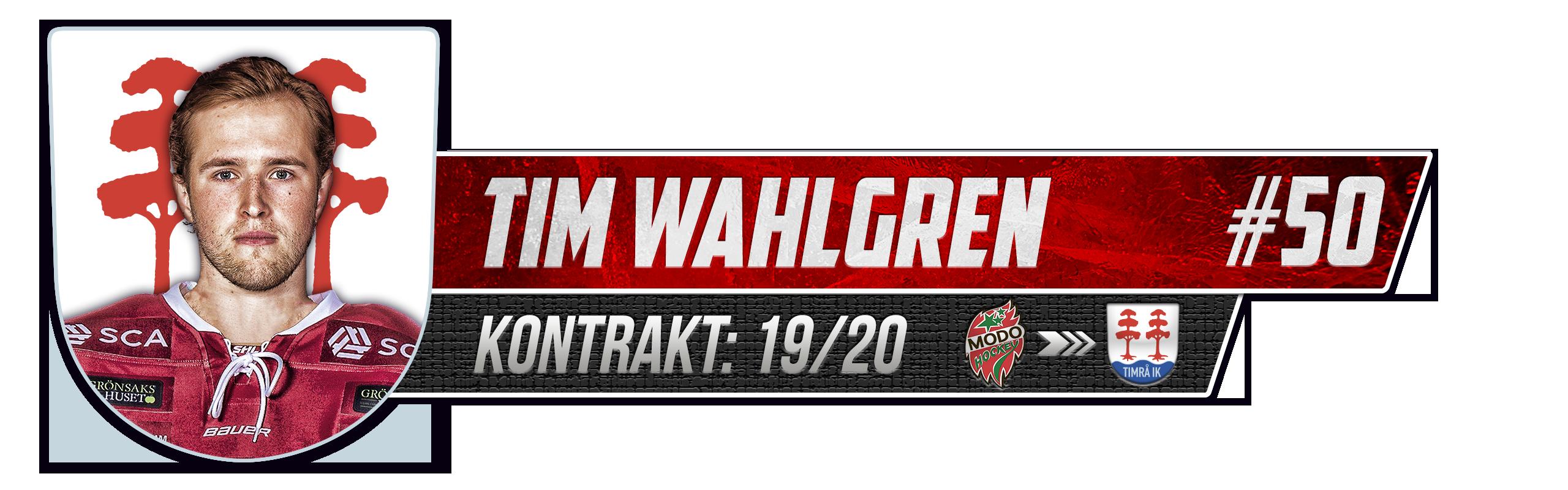 Tim Wahlgren
