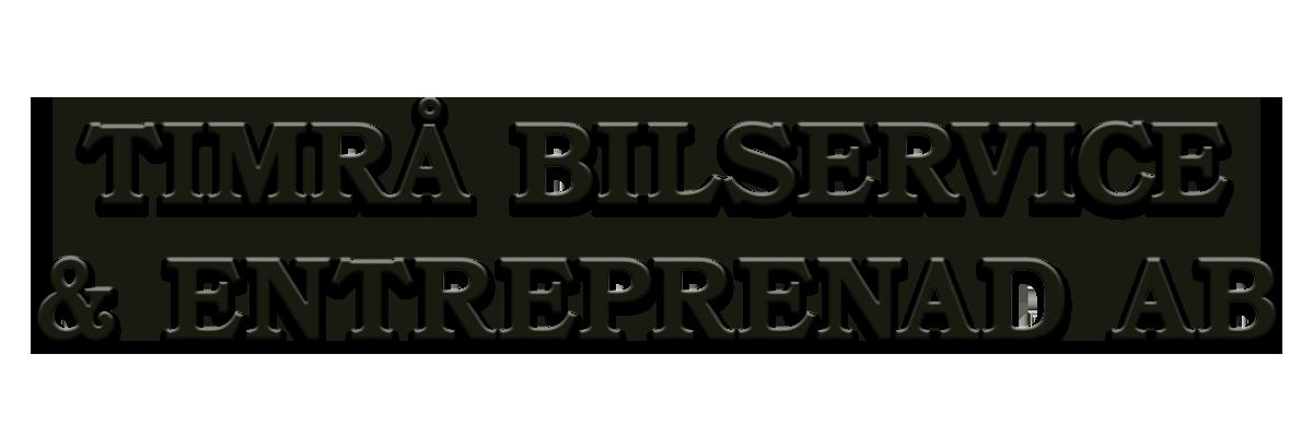 Timrå Bilservice & Entreprenad AB