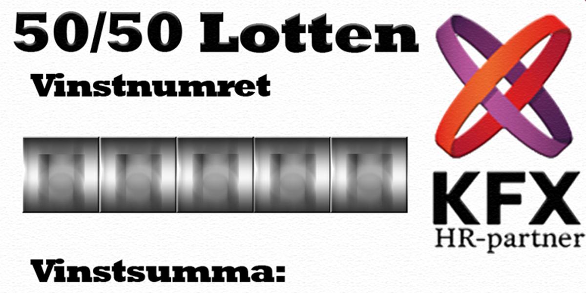50/50 lotten