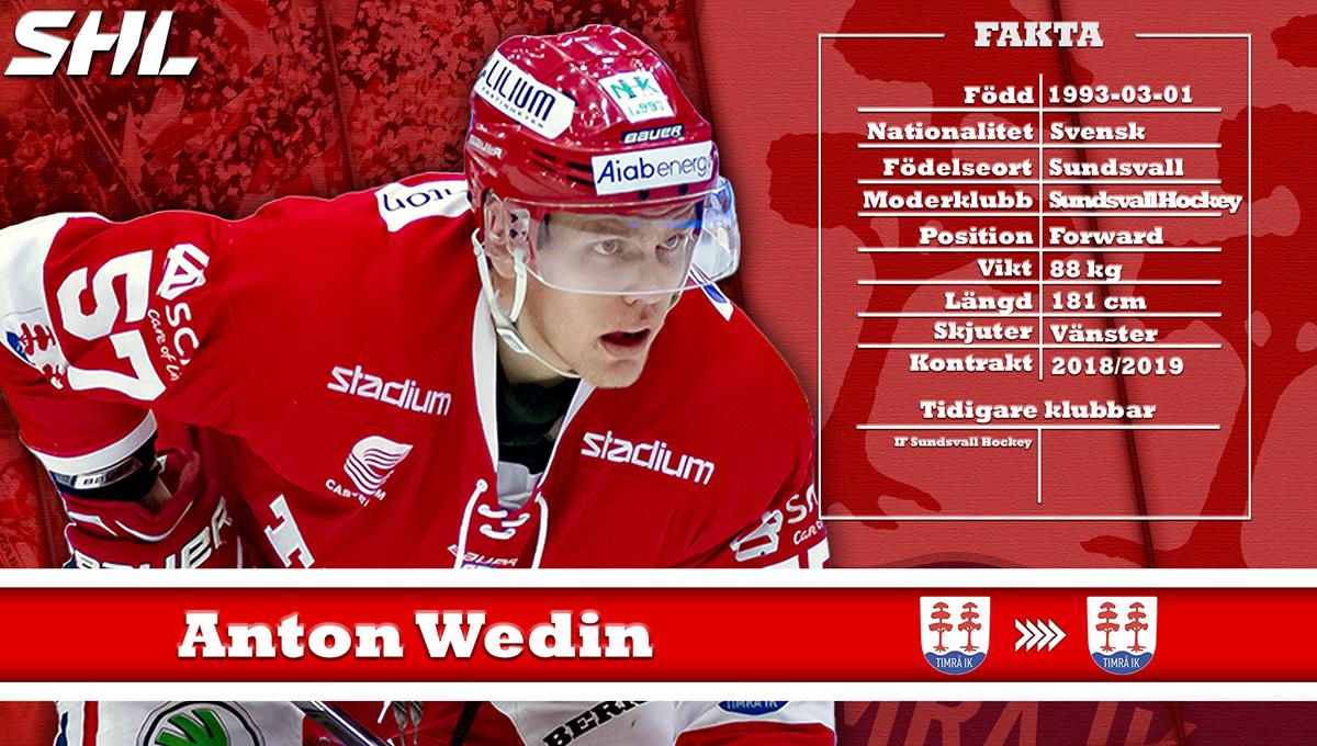 Anton Wedin