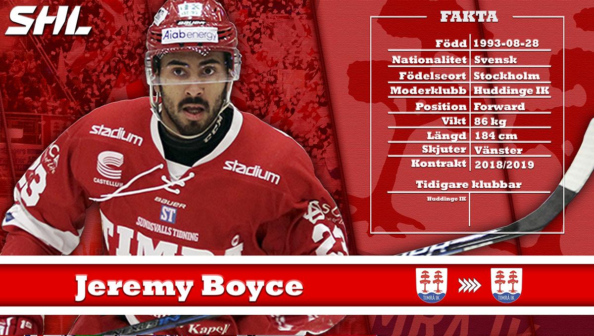 Jeremy Boyce