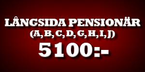 Långsida Pensionär 5100kr