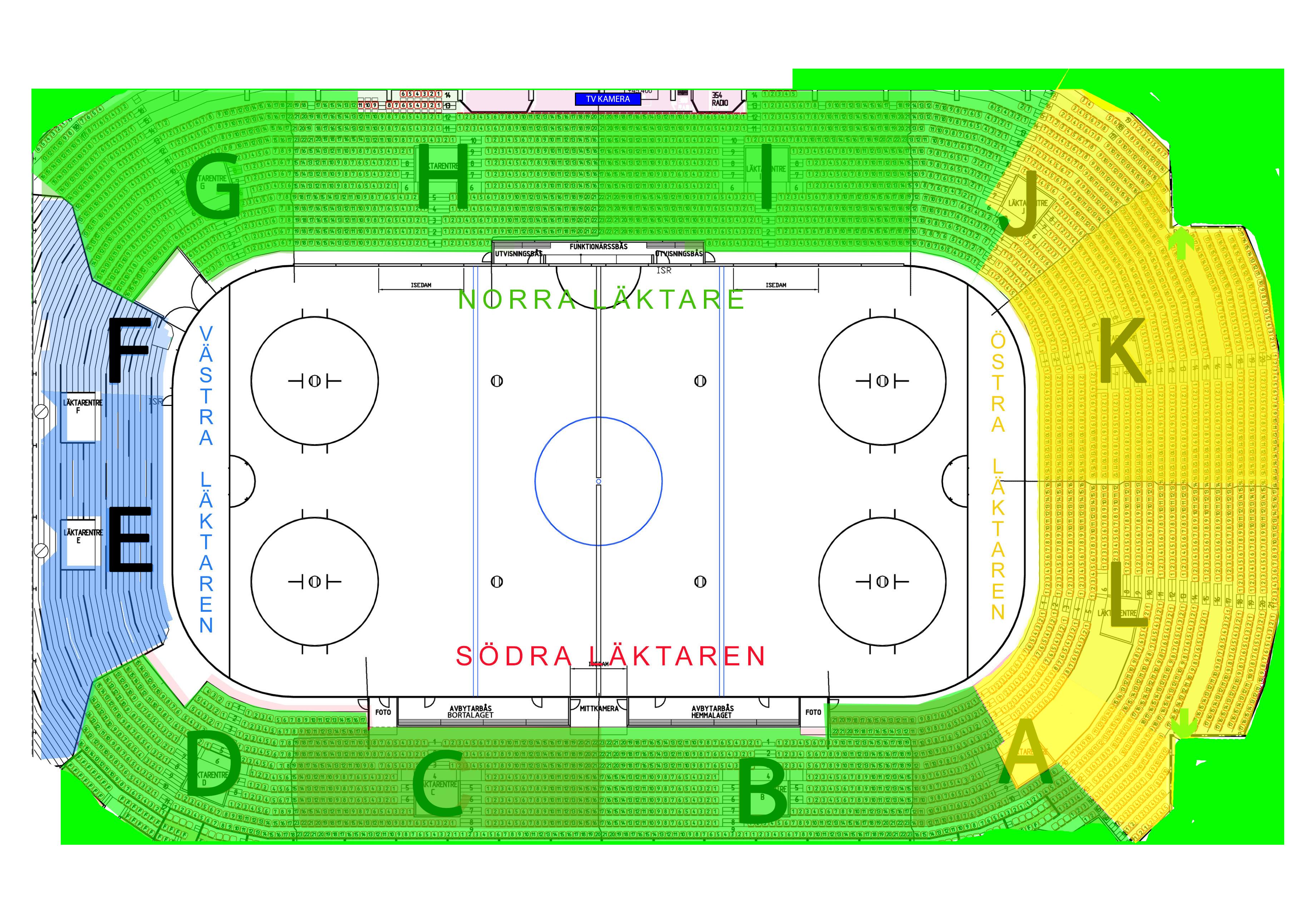 NHK Arena skiss