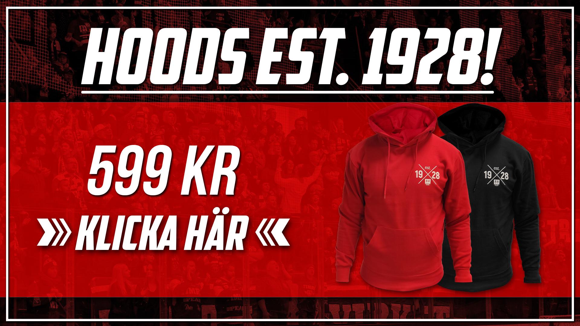 Hoods Est. 1928 webshop
