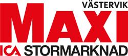 Logotyp ICA MAXI Västervik