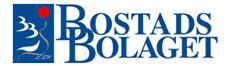 Logotyp Bostadsbolaget