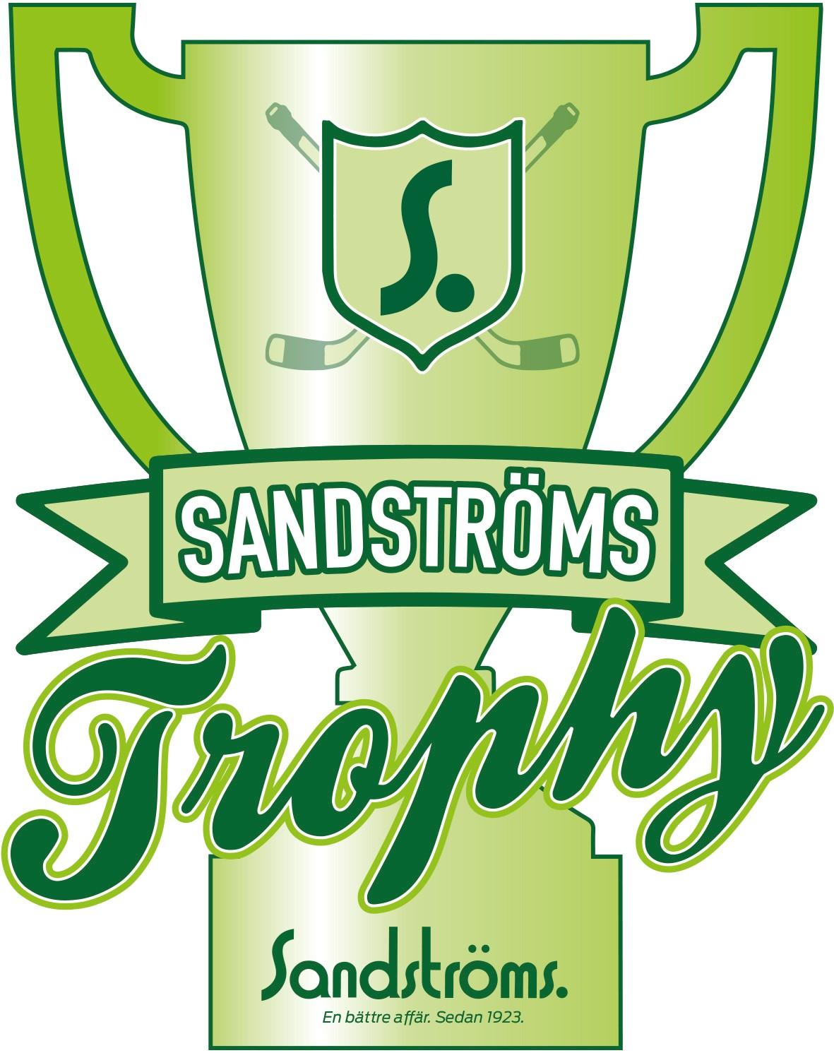 Sandströms Trophy logo