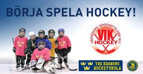 Tre Kronors Hockeyskola Västerviks IK