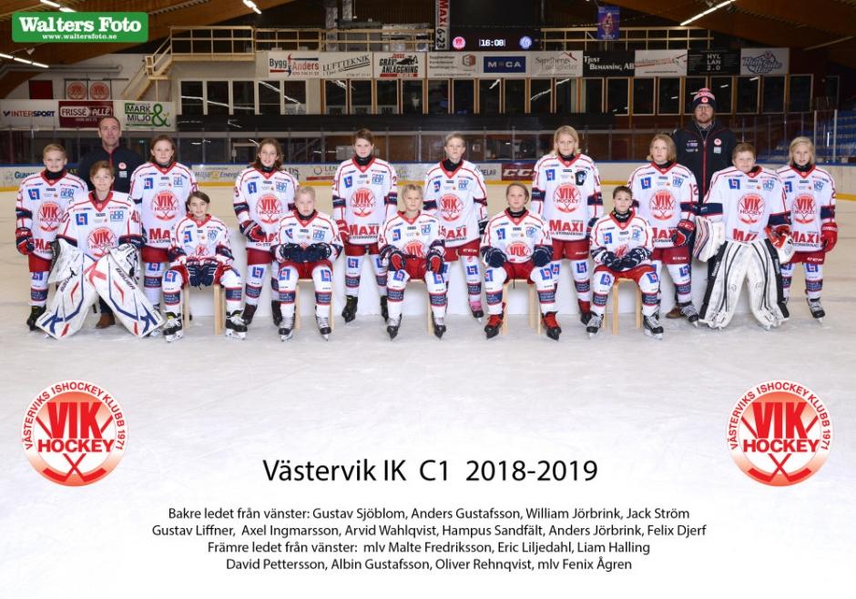 VIK C1 2018-2019