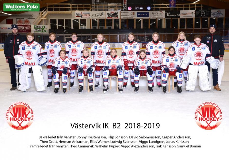 VIK B2 2018-2019