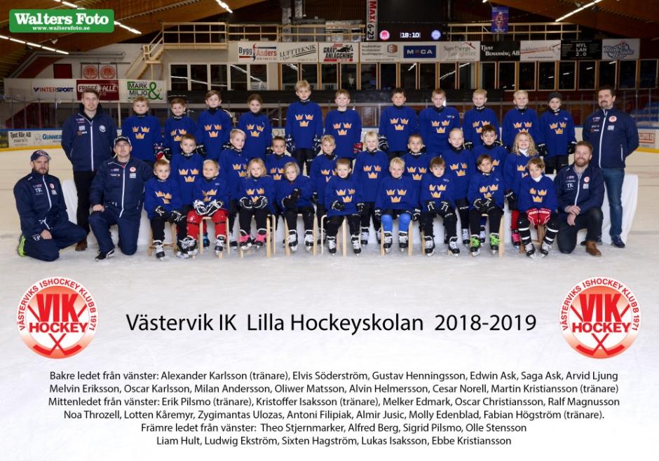 VIK Lilla TKH 2018-2019