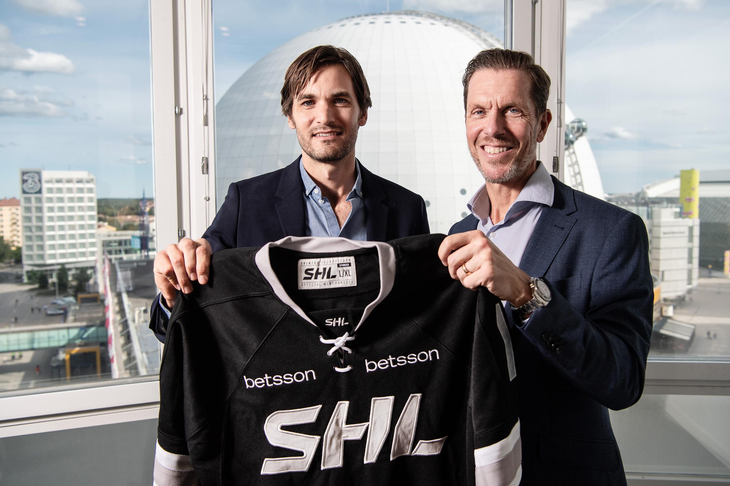 Fredrik Axling, Sponsorships & Partnerships Manager, Betsson