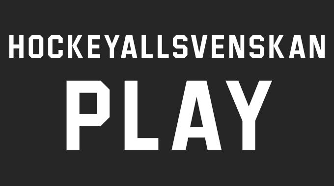 HockeyAllsvenskan Play logo