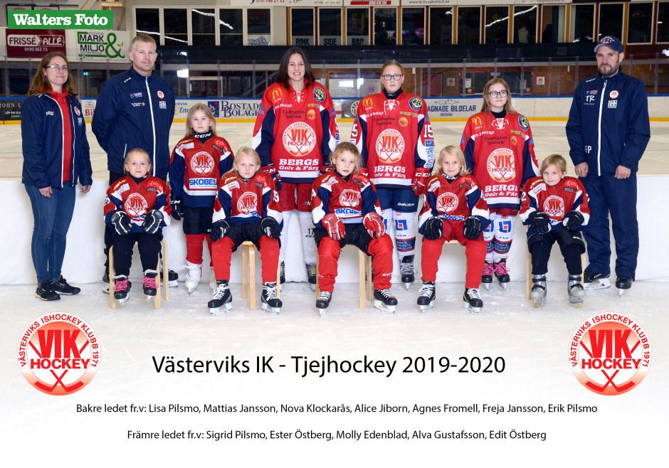 Tjejhockey 2019-20