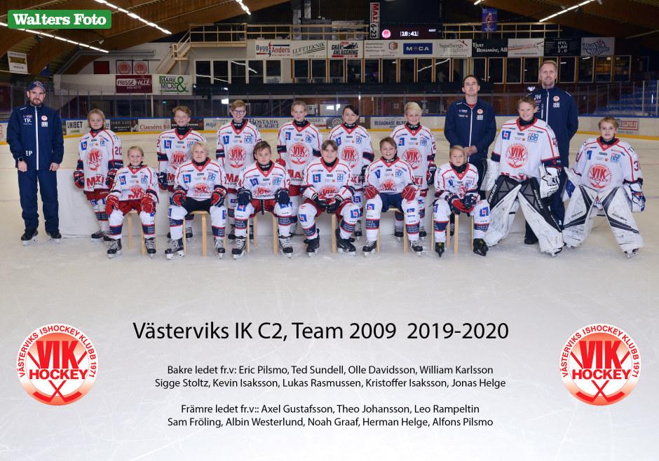 lagbild C2 Team 2009